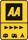 AA 4 Star Pennant