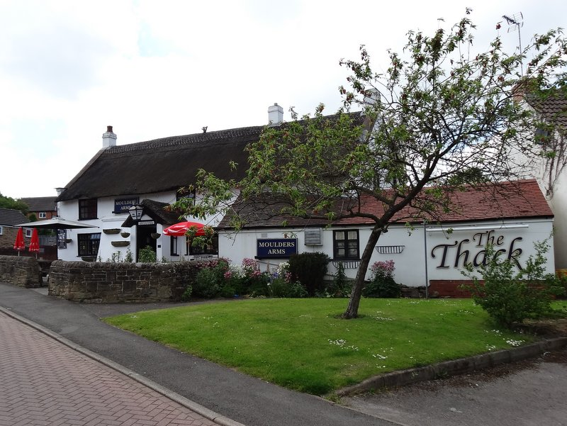 Moulders Arms - The Thack, Riddings